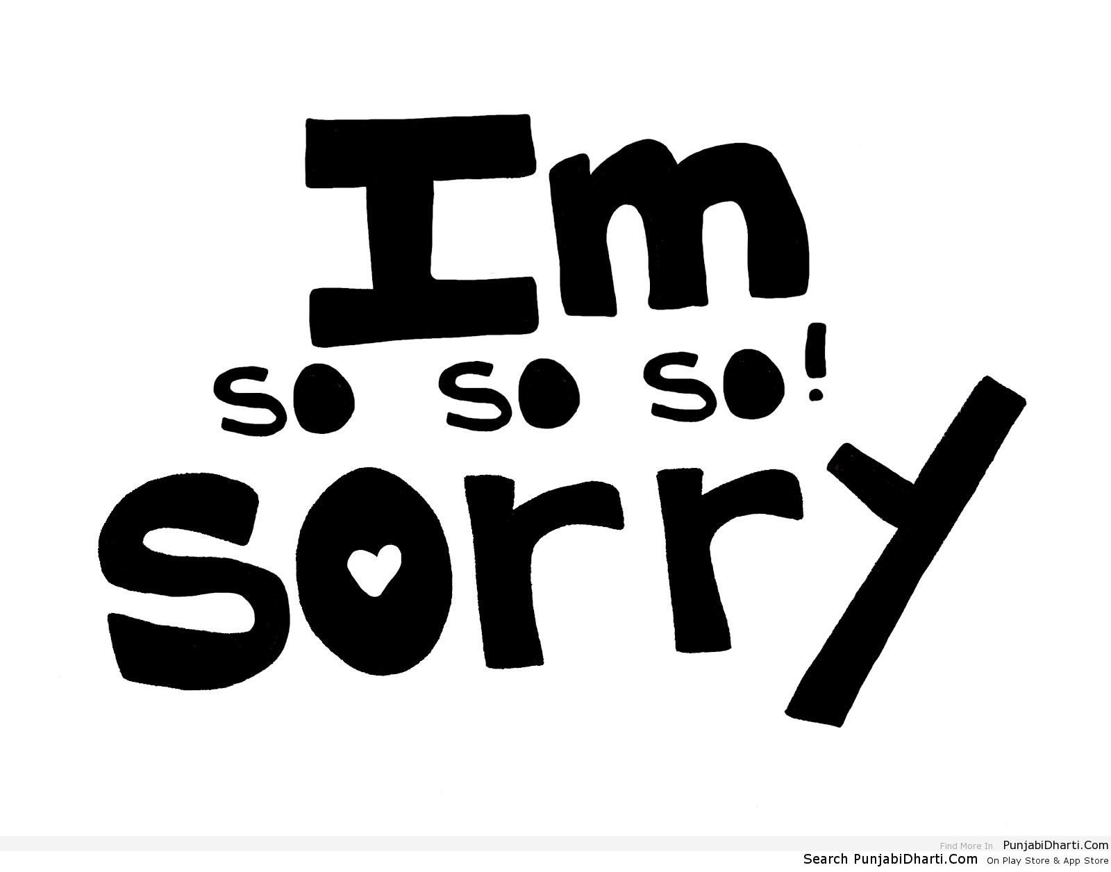 Sorry Images, Graphics For Facebook,Twitter