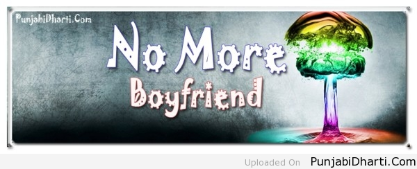 no more boyfriend