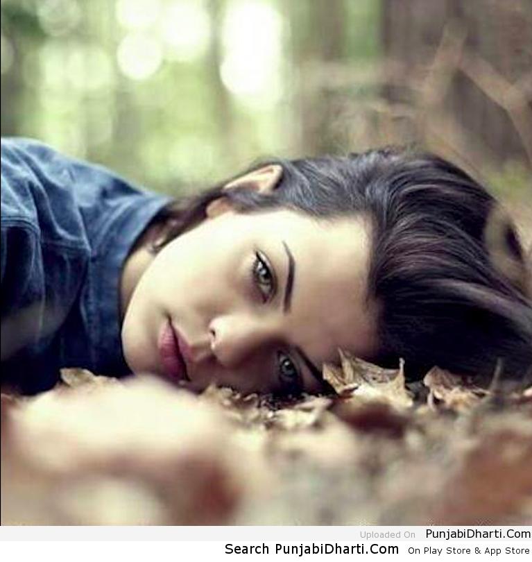 alone sad girl punjabidharti com